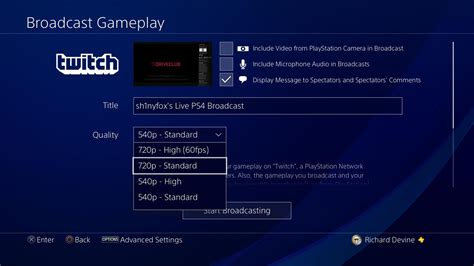 How to get the best PlayStation VR stream on Twitch   VRHeads