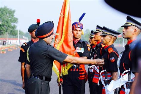 17 Classy Pictures From IMA and OTA Passing Out Parade 2017