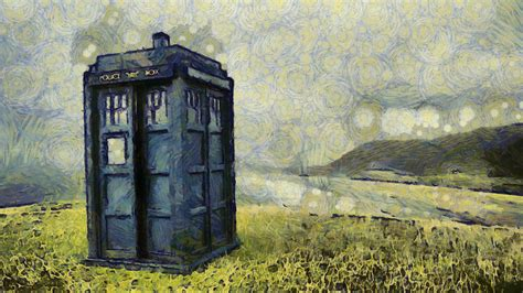 TARDIS, Doctor Who, The Doctor, Artwork Wallpapers HD