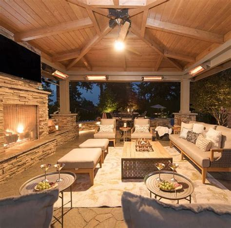 8 Tips to Turn your Carport into an Entertainment Area - Home