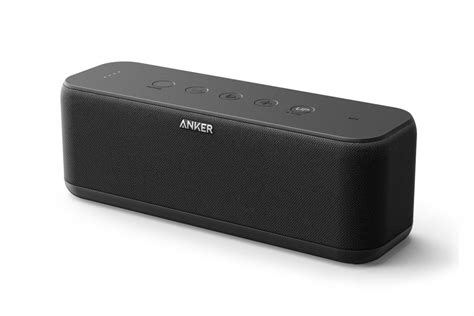 Anker SoundCore Boost Bluetooth speaker review: This