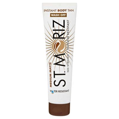 Buy St Moriz Instant Wash off Tanning Lotion 150ml from