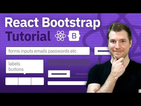 How to Use Bootstrap 4 With ReactJS