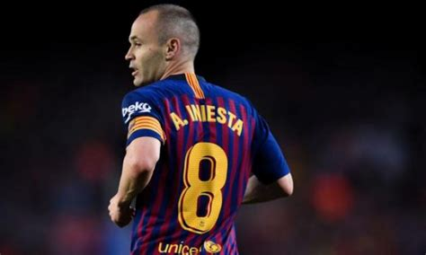 Andres Iniesta new club: Spain and Barcelona legend joins