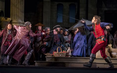 Opera Review: ROMEO AND JULIET (Lyric Opera in Chicago)