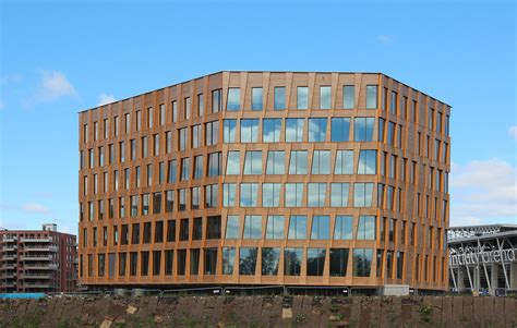 Valle Wood in Oslo | low-rise building