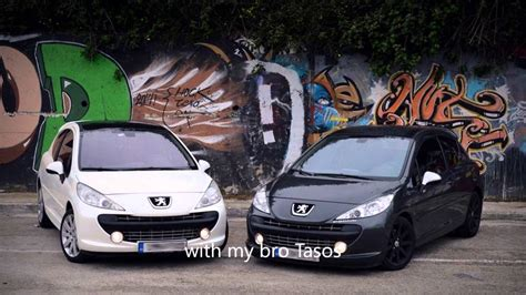 Peugeot 207 GT from Greece - YouTube
