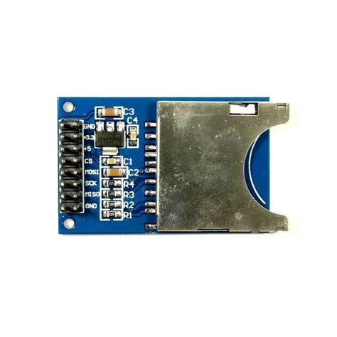 SD Card Reader - Electronics Components