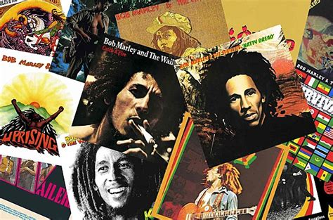 Bob Marley Albums Ranked Worst to Best