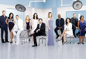Grey's Anatomy Exclusive: Find Out Who the New Chief of