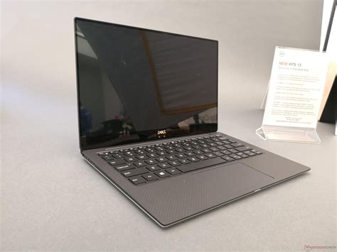 The Dell XPS 13 9370 is the full refresh we've been