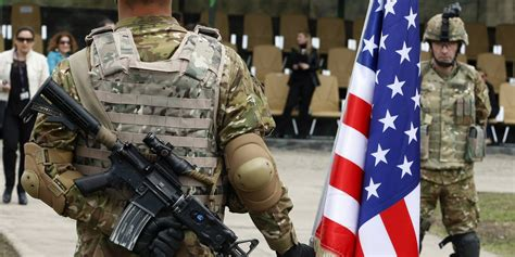 The American Military Uncontained | HuffPost