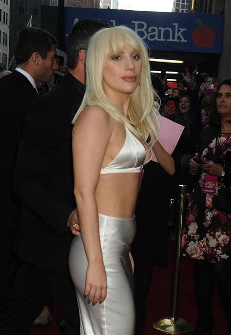 Lady Gaga Had Sex with Taylor Kinney on a Canvas for Peace