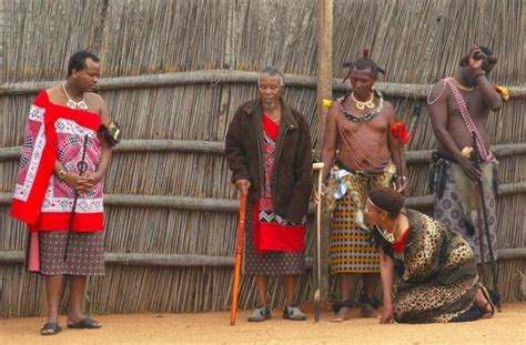 Swaziland Government Ignores Its Starving People To Sell
