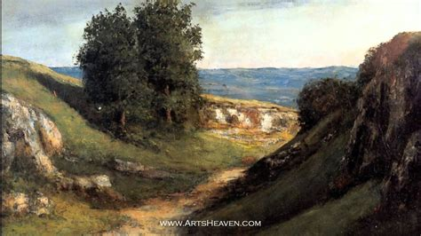 Famous Gustave Courbet Paintings - YouTube