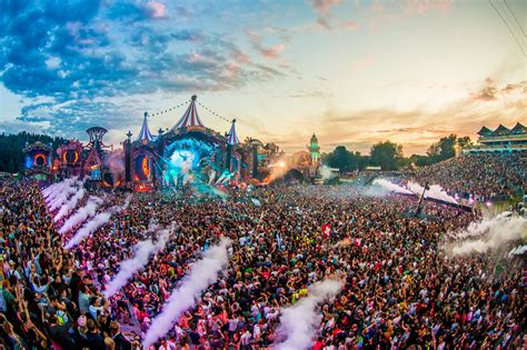 Tomorrowland The world's most popular festival is coming