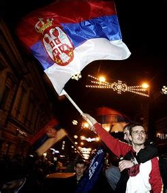 The End of the Line: Will the real Serbian revolution