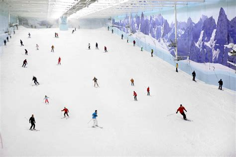 10 Amazing Things You Never Knew About Indoor Snow | InTheSnow