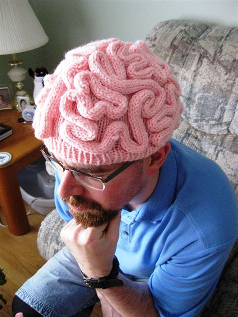 27 Creative And Funny Winter Hats To Keep You Warm | DeMilked