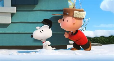Snoopy and Charlie Brown The Peanuts Movie review: How