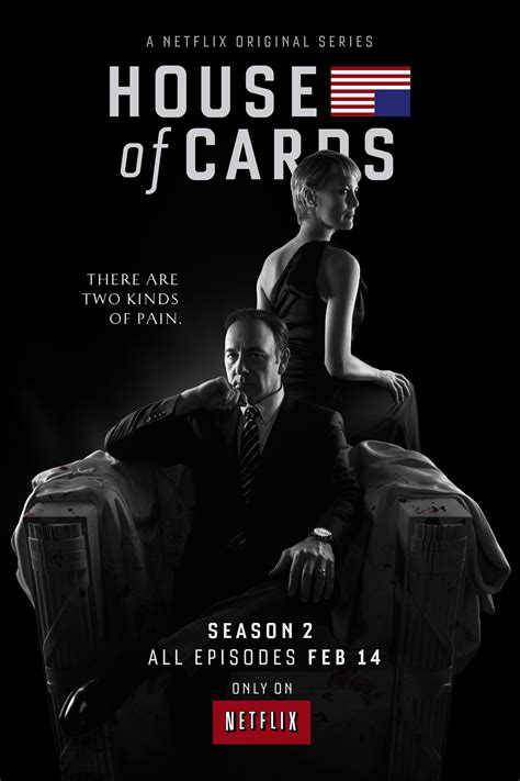 New House of Cards Season 2 Trailer and Poster