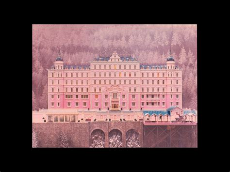 The Magnificent Locations Of The Grand Budapest Hotel