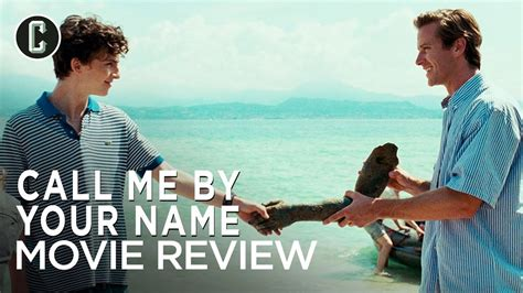 Call Me By Your Name Movie Review: One of the Best of 2017