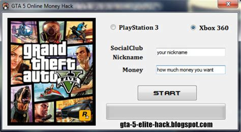 Gta 5 Online Money Hack (PS3 & Xbox 360) Add How Much