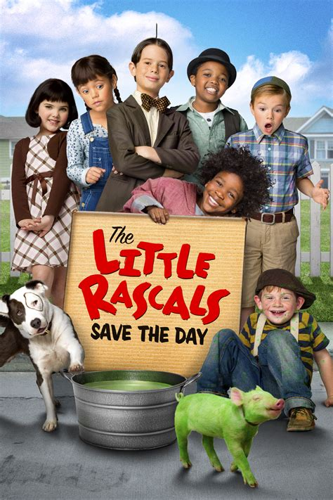 iTunes - Movies - The Little Rascals Save the Day