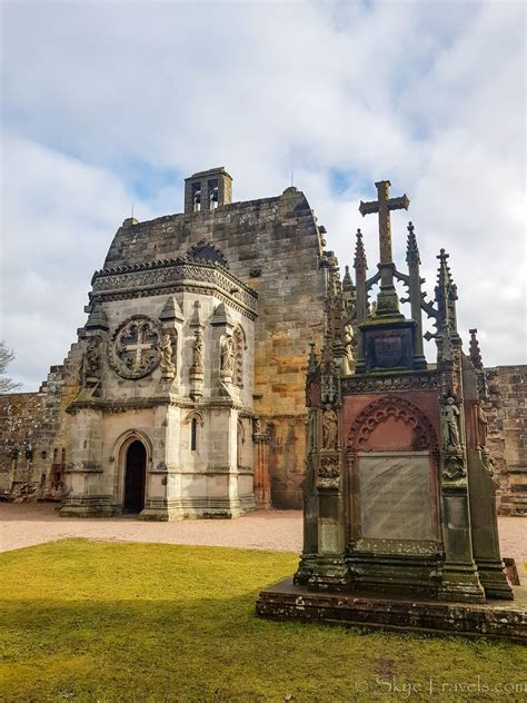 What the Da Vinci Code Didn't Show You About Rosslyn Chapel