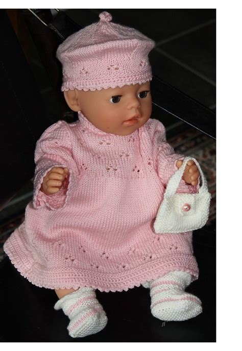 Doll dress masterpiece in pink