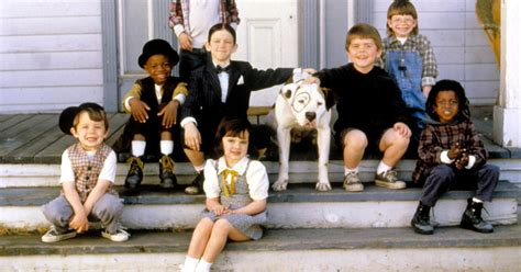 'The Little Rascals' Cast: Where Are the 1994 Movie's