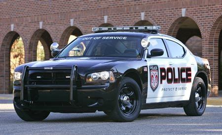 2006 Dodge Charger Police Package | Short Take Road Test